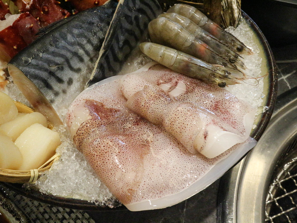 原月日式頂級帝王蟹燒烤吃到飽 (23)