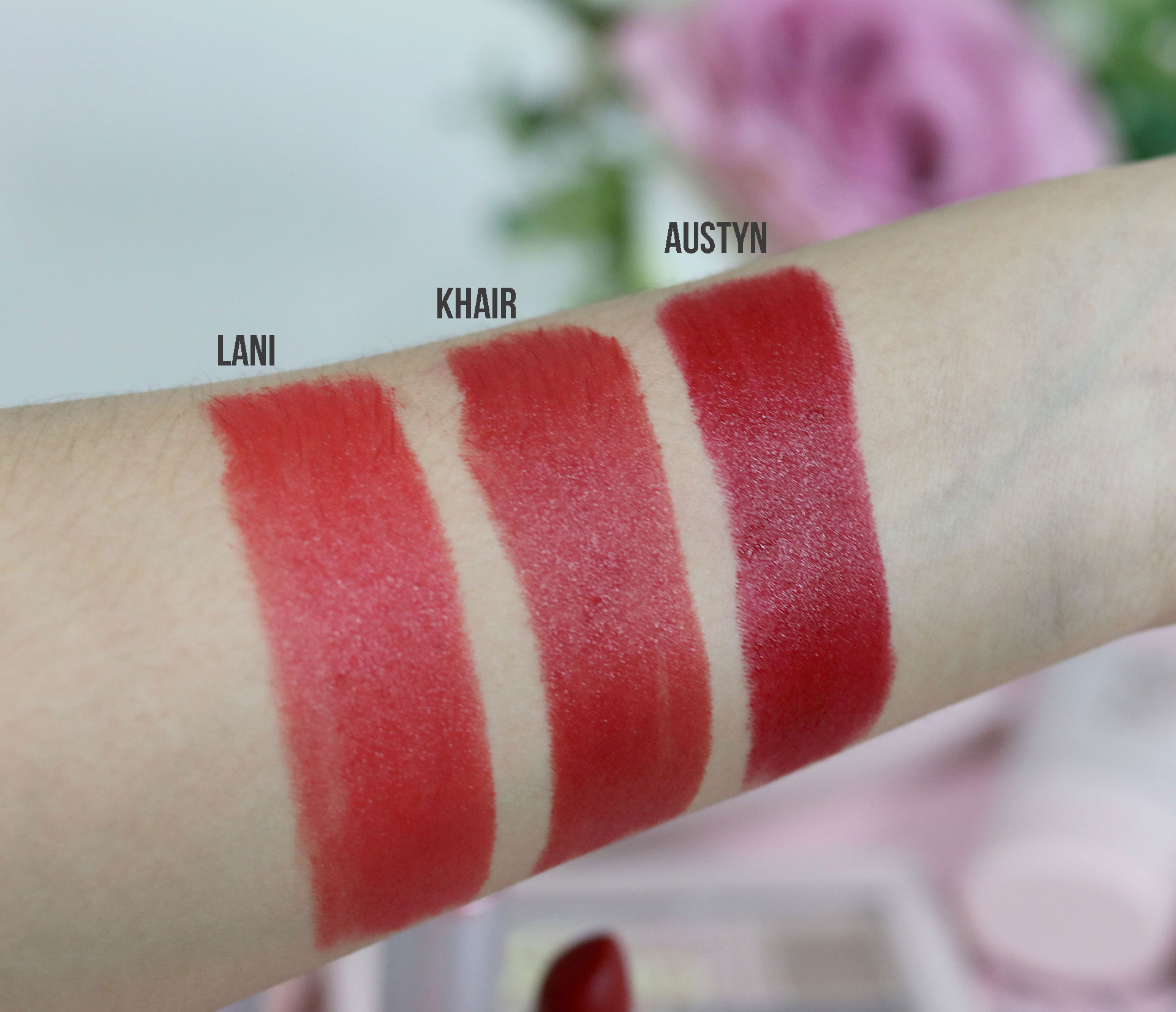 34 Gigi Hadid Maybelline Collection Review Swatches Photos - Gen-zel She Sings Beauty