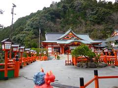 Magcargo in Tsuwano, Shimane 56 (Taikodani inari shrine)