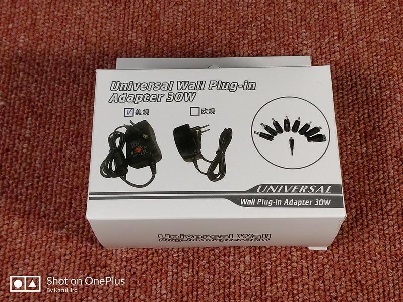 電圧調整可能なACアダプター (1)
