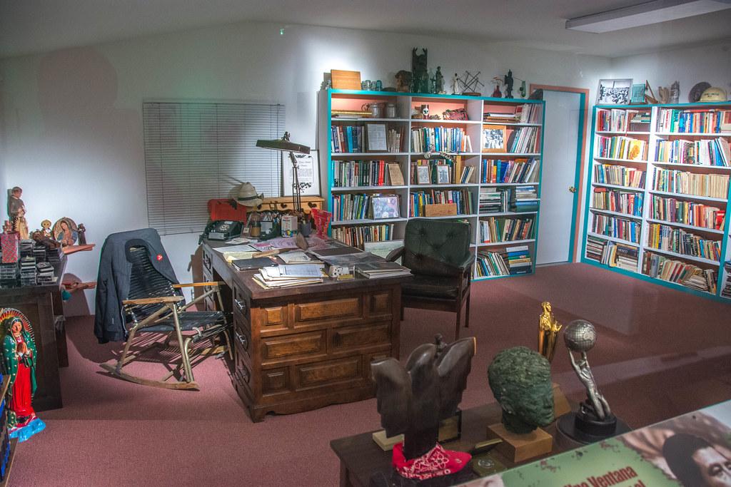 Cesar Chavez Office 2