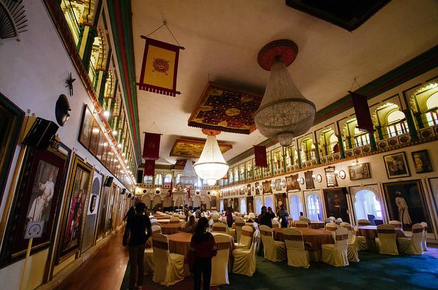 Banquet Hall, Udaipur City Palace
