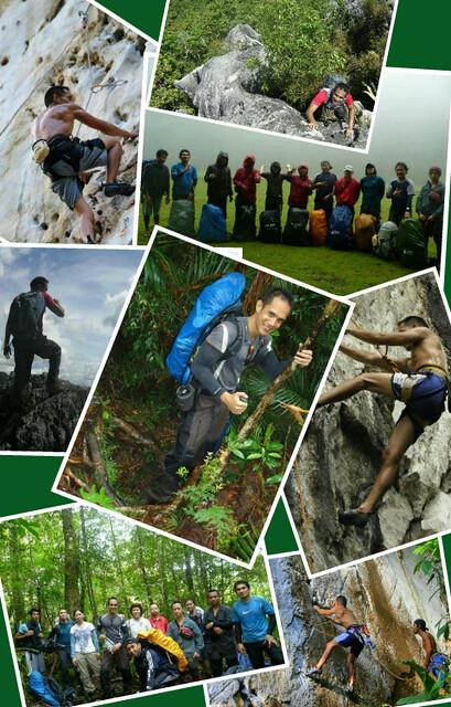 Gian the mountaineer