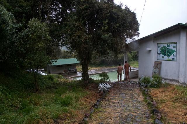 naturist 0004 balneario Tambo, Papallacta, Ecuador