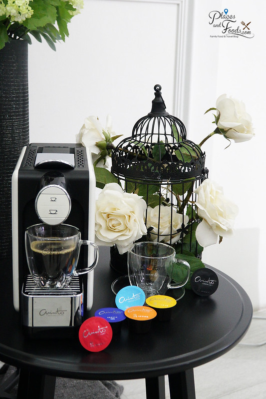 arissto coffee maker picture