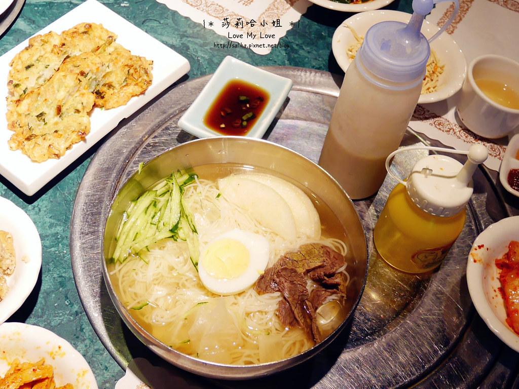 台北松山區韓國料理餐廳漢陽館 (24)