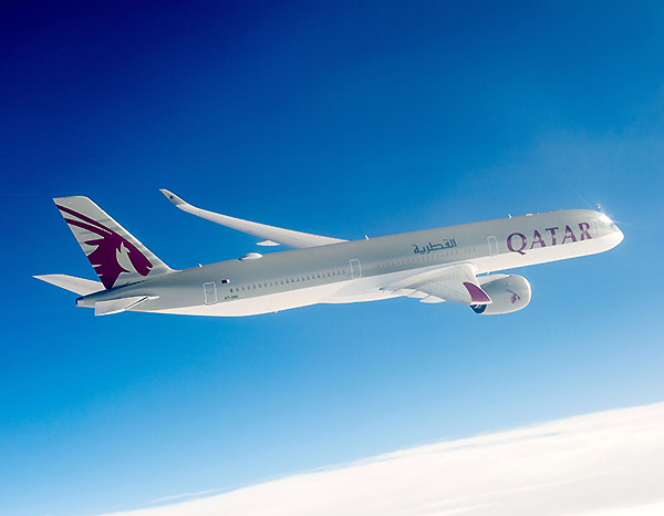 Qatar Airways A350-1000 (Airbus)