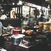 Cambodia - Phnom Penh - Russian Market - food court