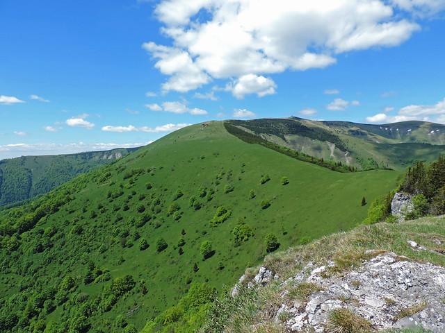 Majerova skala, Great Fatra National Park, Slovakia