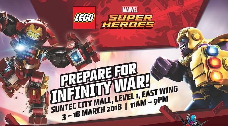 Avengers Universe event banner