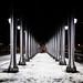 Pont de Bir-Hakeim in winter by Zeeyolq Photography