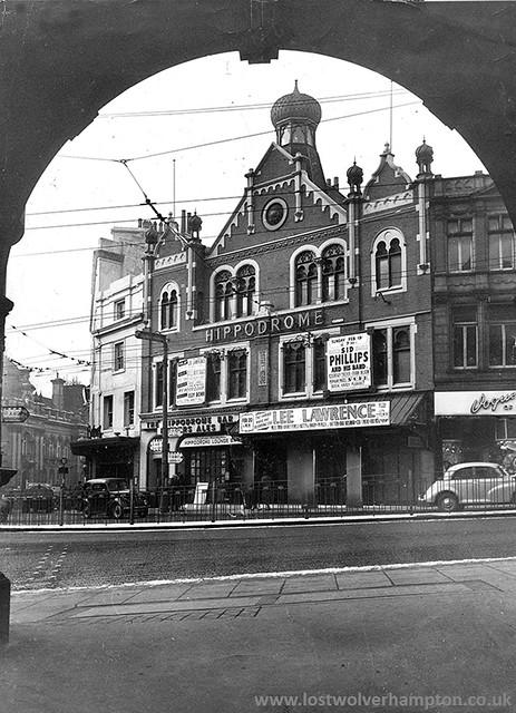 Wolverhampton Hippodrome 1956