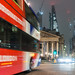 Tour bus in the City of London by Joe Dunckley