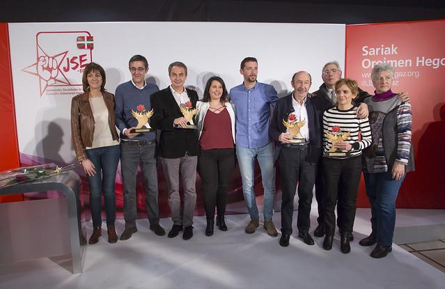 Premios Oroimen Hegoak 2018