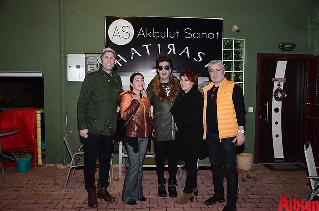 Ahmet Çevik, Yılmaz Morgül Akbulut Sanat Merkezi'ne