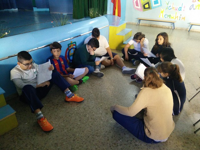 2ª sesion alumnos