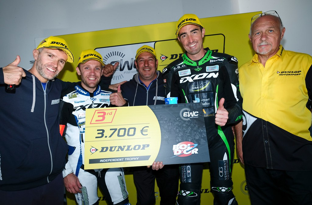 Ewc , Days , Bol , D or , 2017 , Dunlop , Trophy
