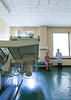 X-ray unit in maternity hospital, Pyongan Province, Pyongyang, North Korea