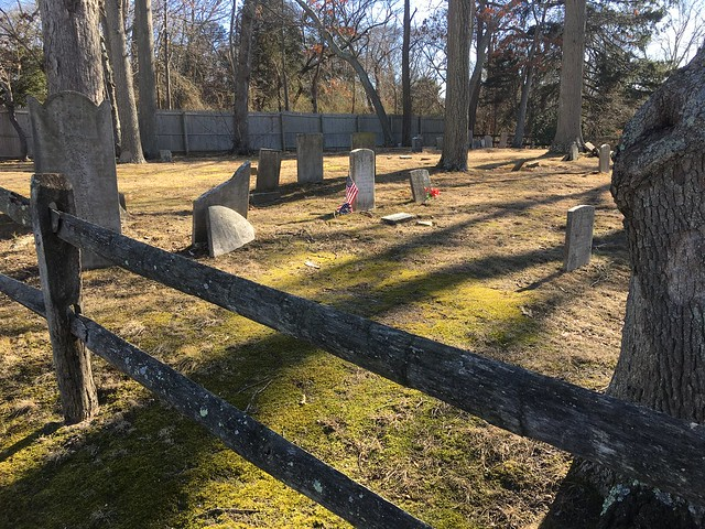 Newton Cemetery - Lake Grove