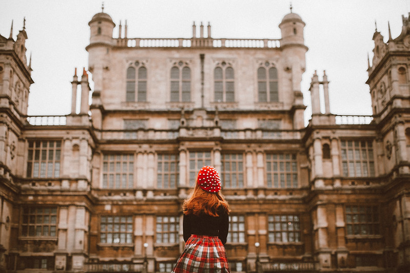 wollaton hall, england, english manor house, nottingham, uk fashion blogger, manor house, travel
