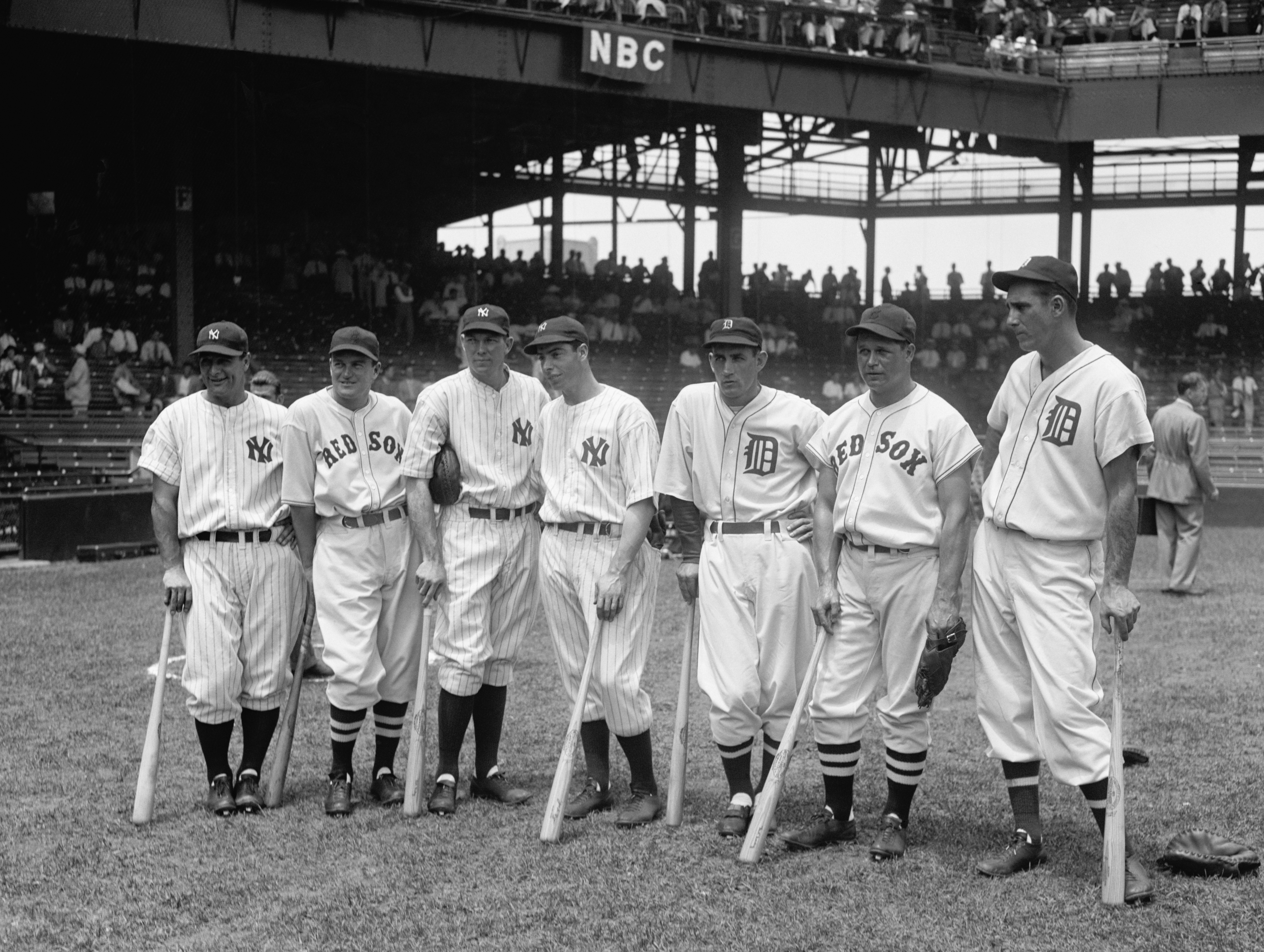 All-Star players, 1937