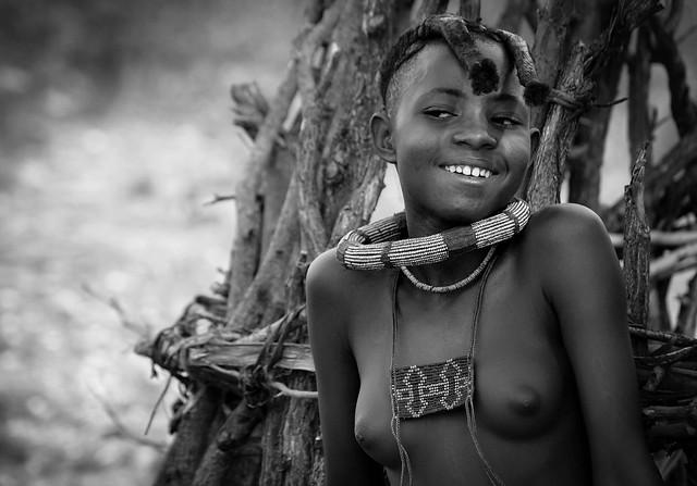 Ovahimba Girl I