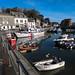 Padstow inner harbour