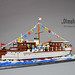 """1929 Classic Yacht """"Olmaha"""" by Markus """"Madstopper"""" Ronge"""