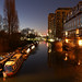 Night Riding Around the London Canals 07