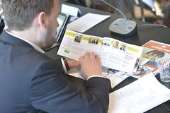 Lektüre der Tagungsschrift der vergangenen Wettbewerbsrunde