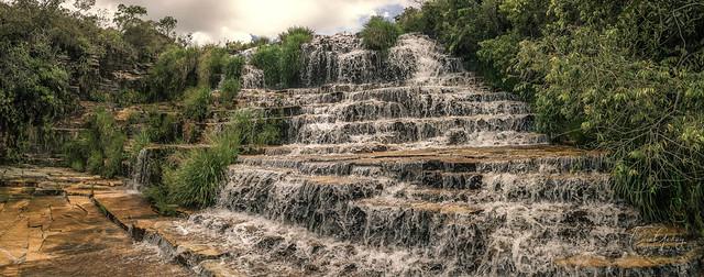 Movement - Chapadão Waterfall - Guapé/MG #4