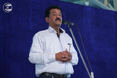 Naresh Sharma from Shastri Nagar, expresses his views