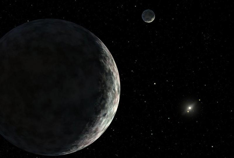 Des astronomes affirment que la planète X se cache derrière Pluton