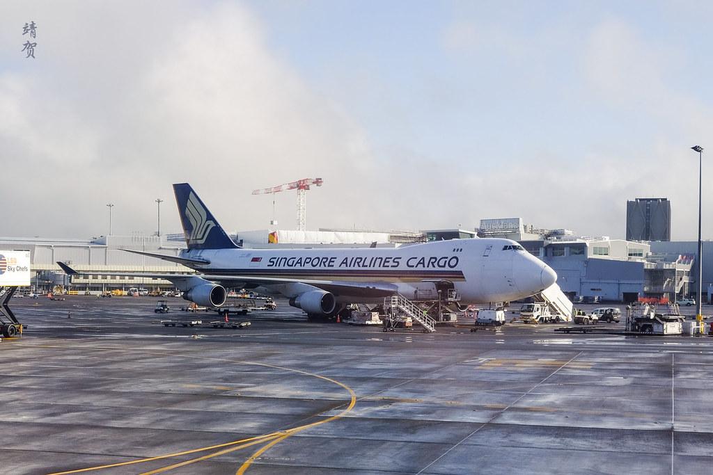 SIA Cargo 747