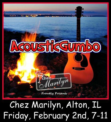 Acoustic Gumbo 2-2-18