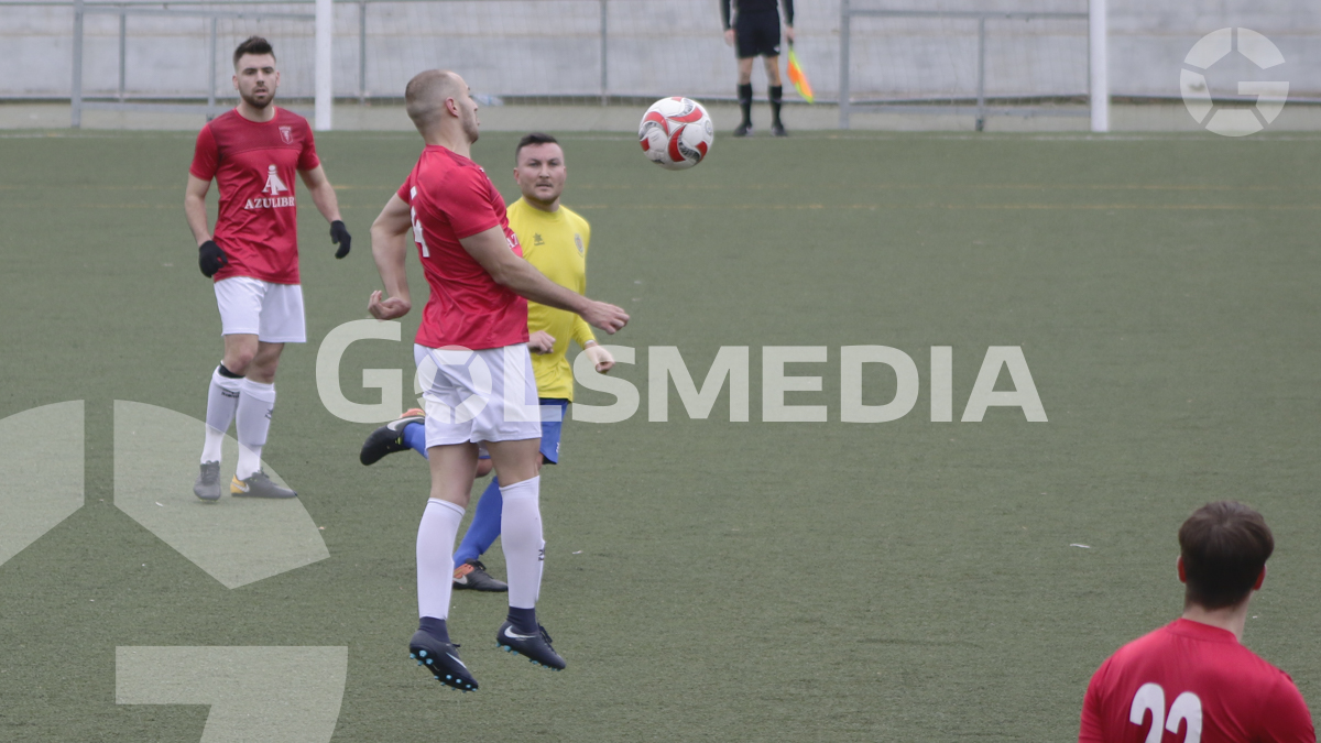 Xirivella CF 1 - 2 FT CD L'Alcora