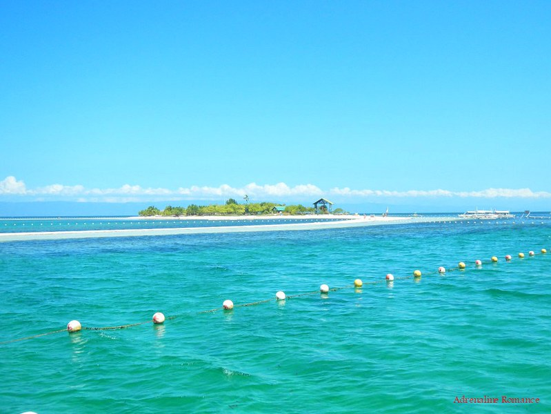 Islands around Panglao