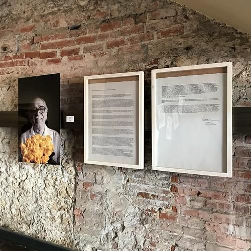 Imágenes de Gabo en Cartagena