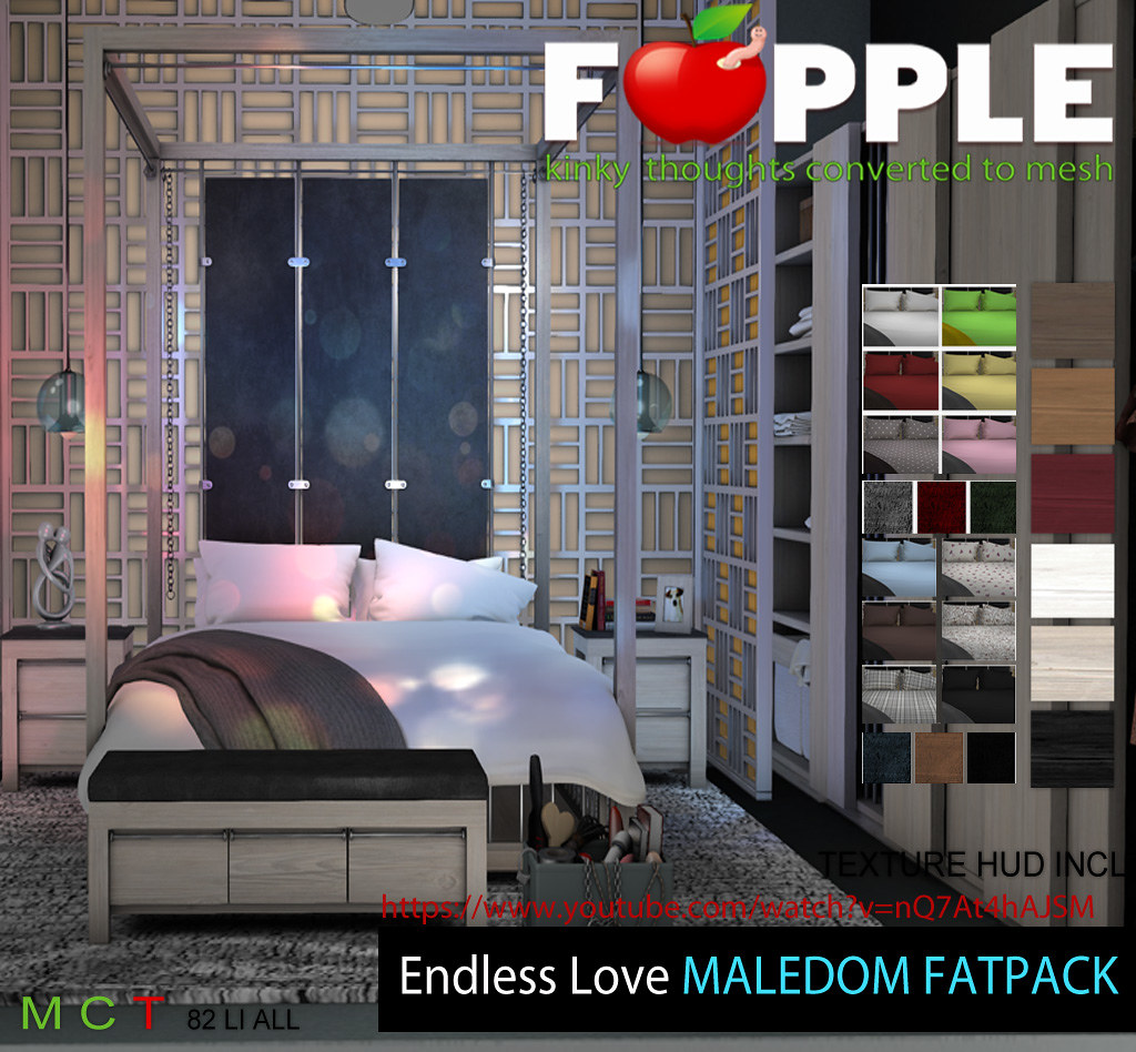 Fapple – Endless Love Fatpack – Maledom