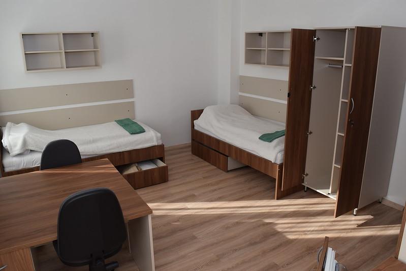 Maróthi Kollégium vendégszoba
