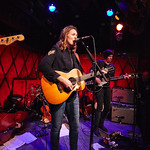 Tue, 05/12/2017 - 6:33am - Brandi Carlile and her band (the twins, plus drums and strings) play for lucky WFUV Marquee Members at Rockwood Music Hall in New York City, 12/5/18. Hosted by Rita Houston. Photo by Gus Philippas/WFUV.