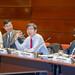 President Nakao joins discussions on new publication on 50 years of Asian development