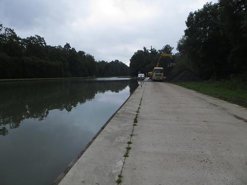 20140805 03 056 Jakobus Wald Weg Kanal Schiffe