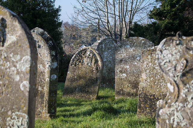 Broadwey Churchyard III