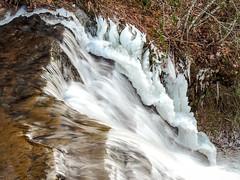 Connestee Falls and Batson Creek Falls