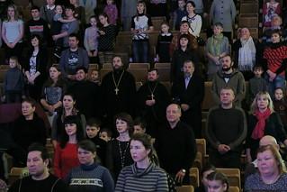Рождественский концерт 150