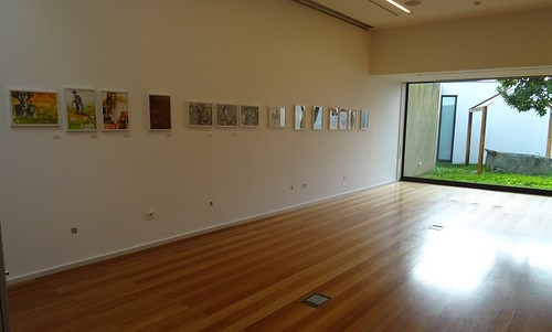 1.ª Bienal de Arte da Vila de Fânzeres no Museu Júlio Dinis
