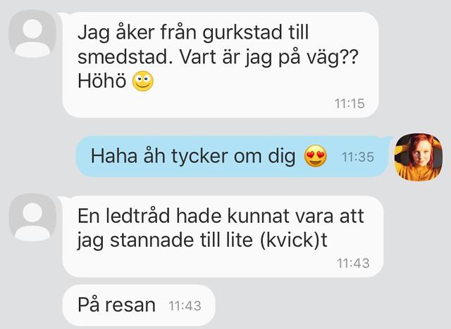 Från gurkstavar till smedstad - reaktionista.se