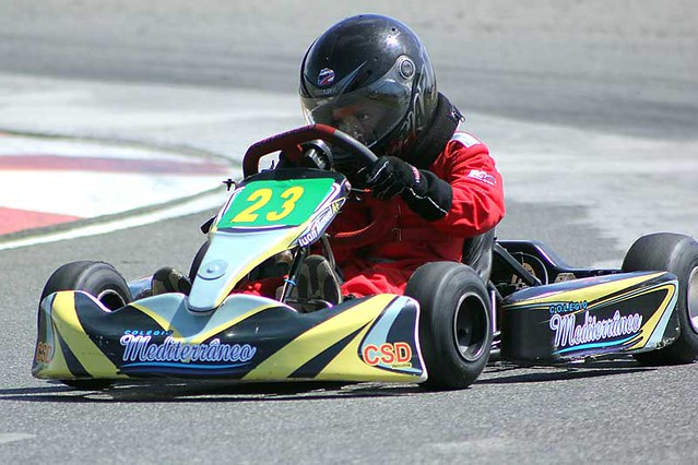 II Bateria da I etapa da Copa Baiana de Kart 2012