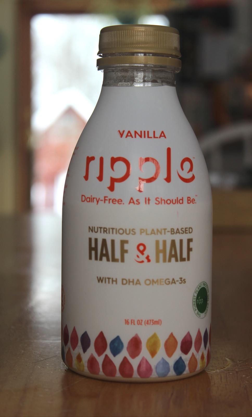 Ripple plant-based half & half